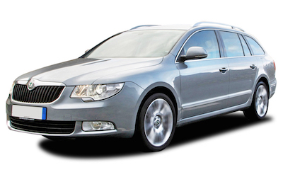 Skoda Superb Diesel Estate 115 Series Touring